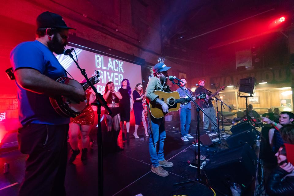 Black River Revue @ The Sports Garden